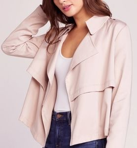 BB DAKOTA Double Agent Jacket Parchment NWT